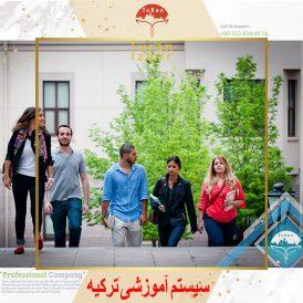 سیستم آموزشی ترکیه | توران ازمیر | تحصیل در ترکیه چگونه است؟ | حصیل در ترکیه