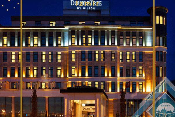 DoubleTree by Hilton Hotel Izmir | توران ازمیر | DoubleTree by Hilton Hotel Izmir ترکیه | هتل های ازمیر ترکیه