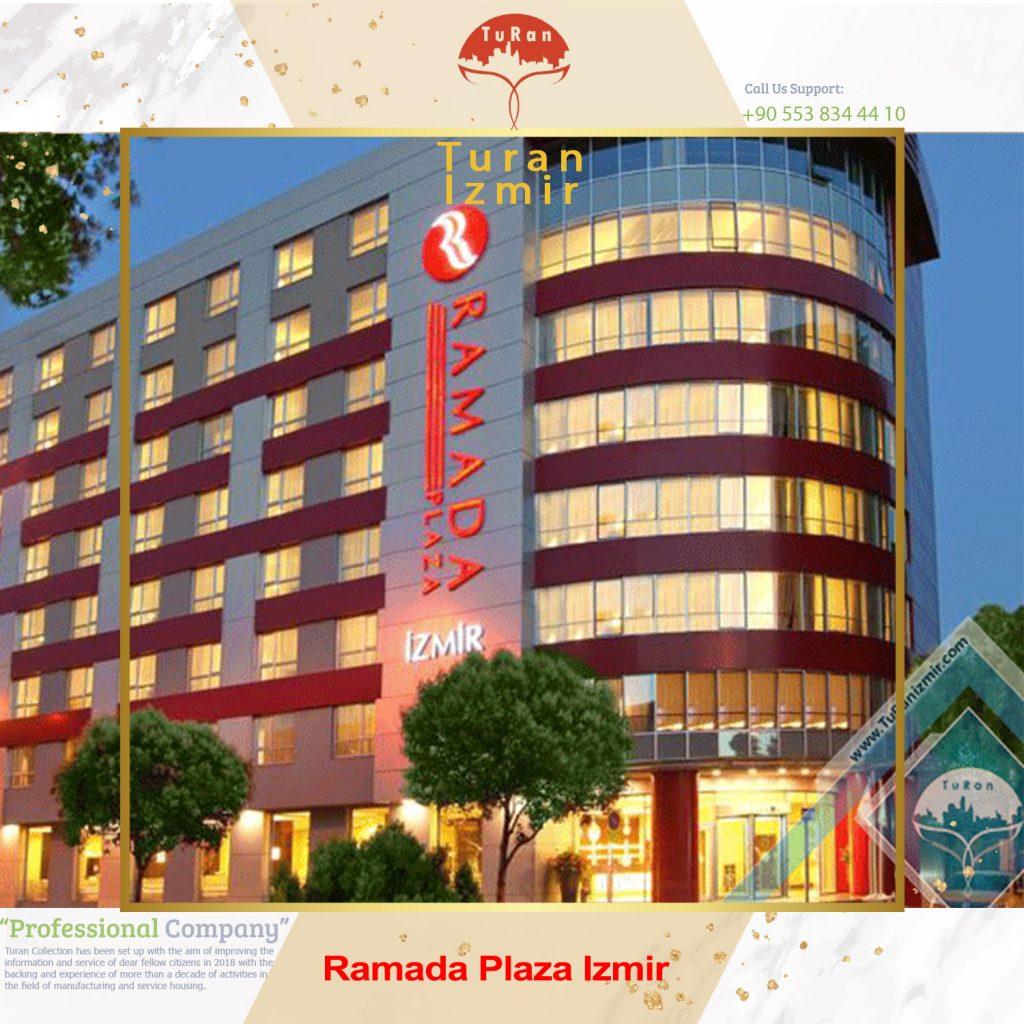 Ramada Plaza Izmir | توران ازمیر | هتل پنج ستاره Ramada Plaza Izmir | هتل های ازمیر ترکیه