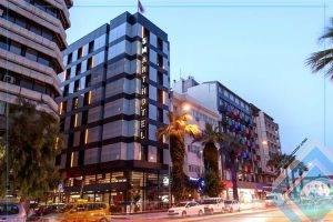 هتل اسمارت ازمیر Izmir Hotel Smart | توران ازمیر | Izmir Hotel Smart ترکیه | هتل های ازمیر ترکیه