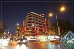 گرند هتل کورنر ازمیر Grand Corner Hotel | توران ازمیر | گرند هتل های ازمیر ترکیه