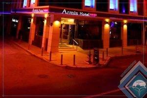 هتل آرمیس Armis Hotel | توران ازمیر | Armis Hotel ترکیه | هتل های ازمیر ترکیه |