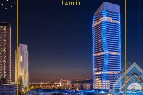 هتل چهار ستاره شراتون ازمیر Four Points by Sheraton Izmir | توران ازمیر | هتل های ازمیر ترکیه