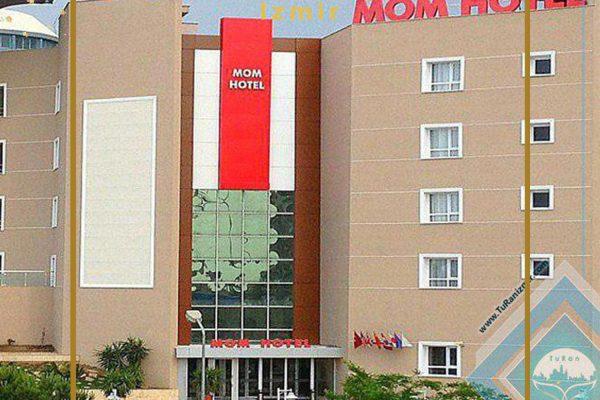 هتل مام MOM Hotel | توران ازمیر | MOM Hotel ترکیه | هتل های ازمیر ترکیه