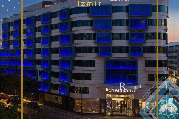 هتل رنسانس ازمیر Renaissance Izmir Hotel | توران ازمیر | هتل های ازمیر ترکیه