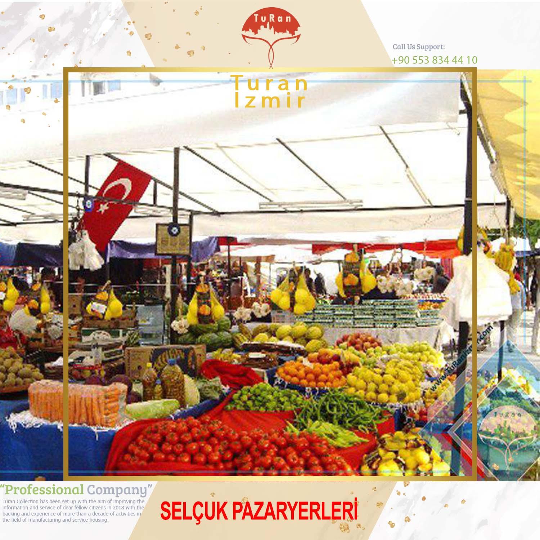 بازار روز سلچوک
