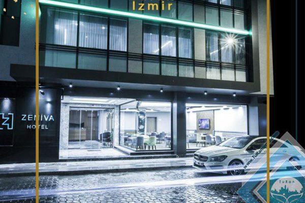 هتل زنیوا Zeniva hotel | توران ازمیر | Zeniva hotel ترکیه | هتل های ازمیر ترکیه