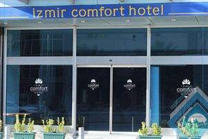 هتل کامفورت ازمیر Izmir Hotel Comfort | توران ازمیر | Izmir Hotel Comfort ترکیه | هتل های ازمیر ترکیه