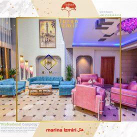 اولین هتل ایرانی در ازمیر | توران ازمیر | اولین هتل ایرانی در ترکیه