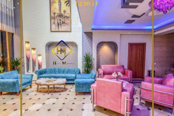 اولین هتل ایرانی در ازمیر   توران ازمیر   اولین هتل ایرانی در ترکیه