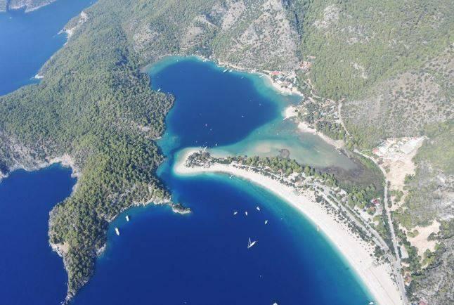 ساحل اولودنیز | افزایش رونق گردشگری