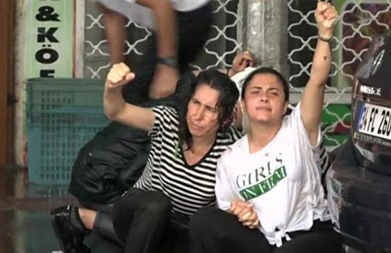 اعتراض ها به عزل شهرداران بخش های کرد نشین ترکیه | توران ازمیر | اعتراض به شهرداران بخش کرد نشین ازمیر ترکیه