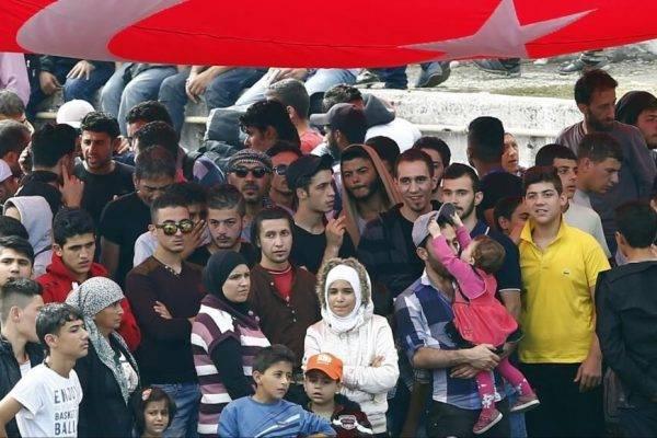 بازگرداندن شماری از پناهجوهای سوری توسط دولت ترکیه | توران ازمیر | پناهجوهای سوری در ترکیه