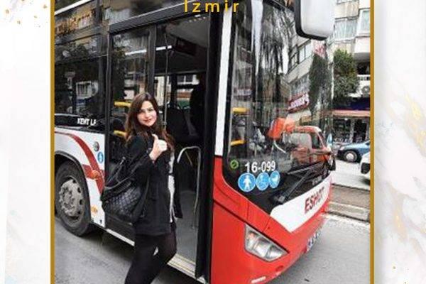 اتوبوس ازمیر