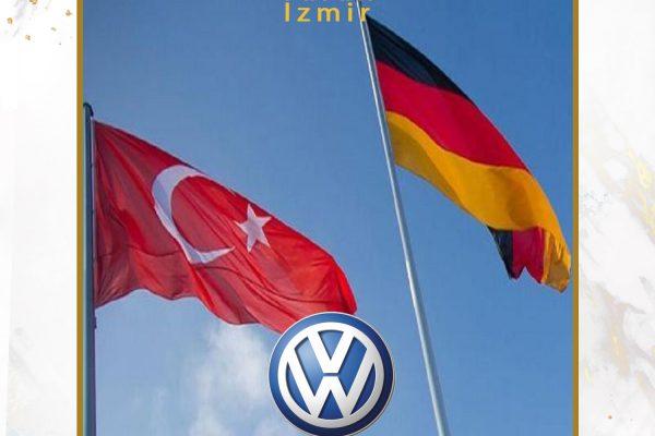 سرمایه گذاری ولکس واگن در ترکیه