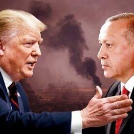 جنگ ترکیه با کردهای سوریه