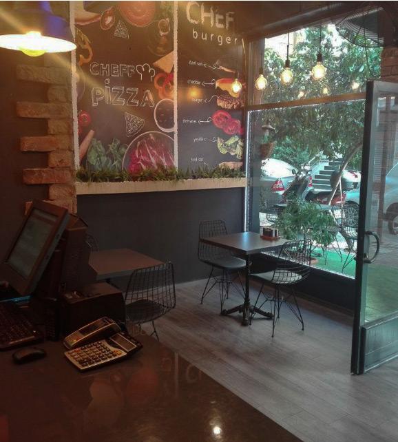 رستوران KitchenChef
