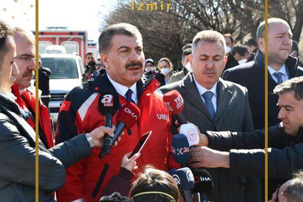 آمار مبتلا شدگان به ویروس کورونا در ترکیه به 500 هزار تست رسید