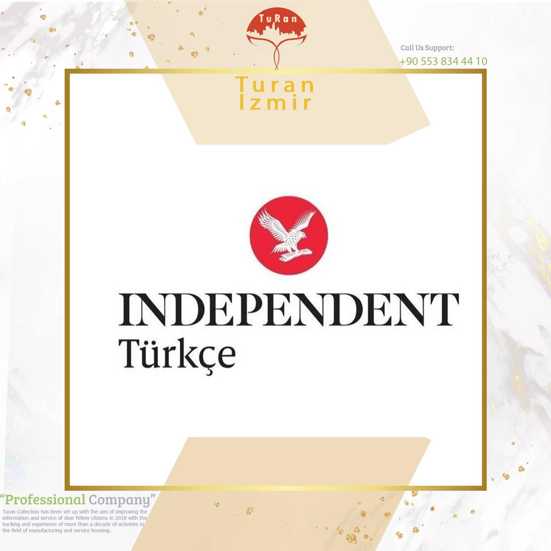 مسدود شدن سایت ترکی ایندیپندنت در ترکیه