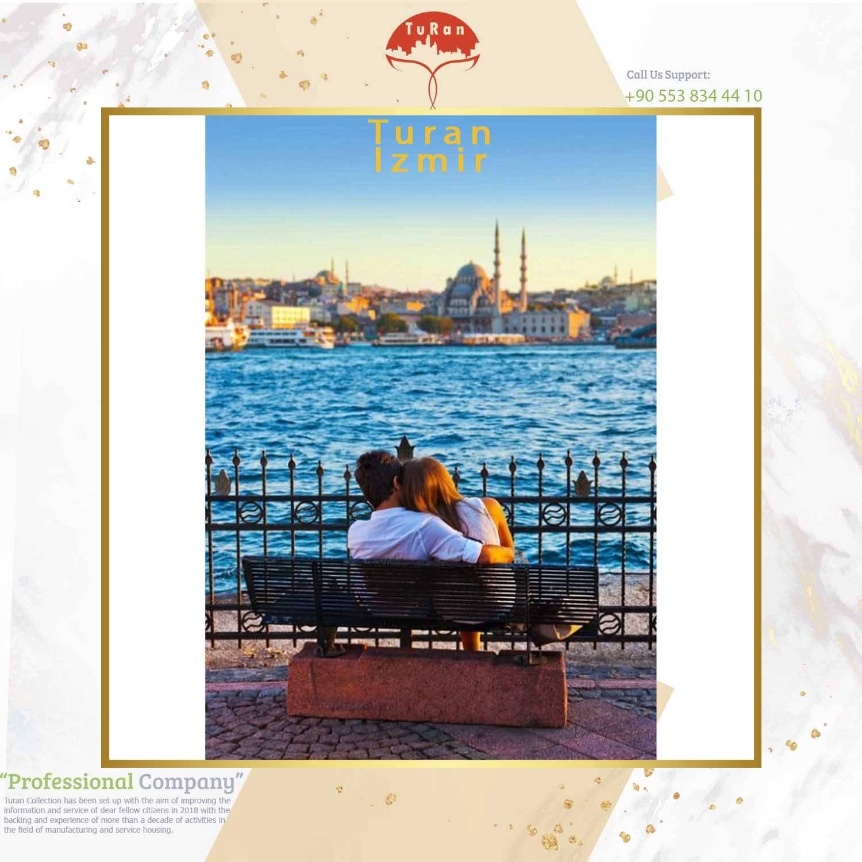 عروسی و ماه عسل در ترکیه
