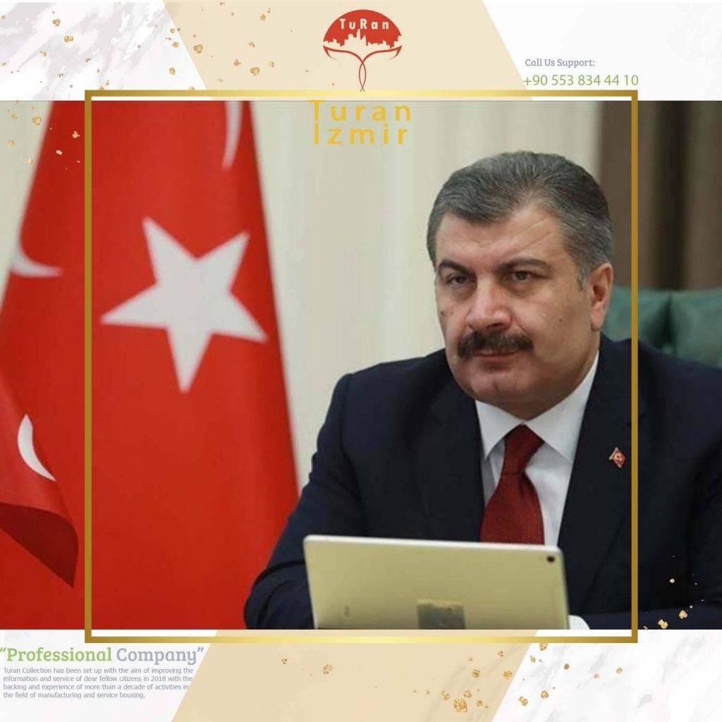 افزایش شمار مبتلایان کرونا در ترکیه به 1977نفر درروز