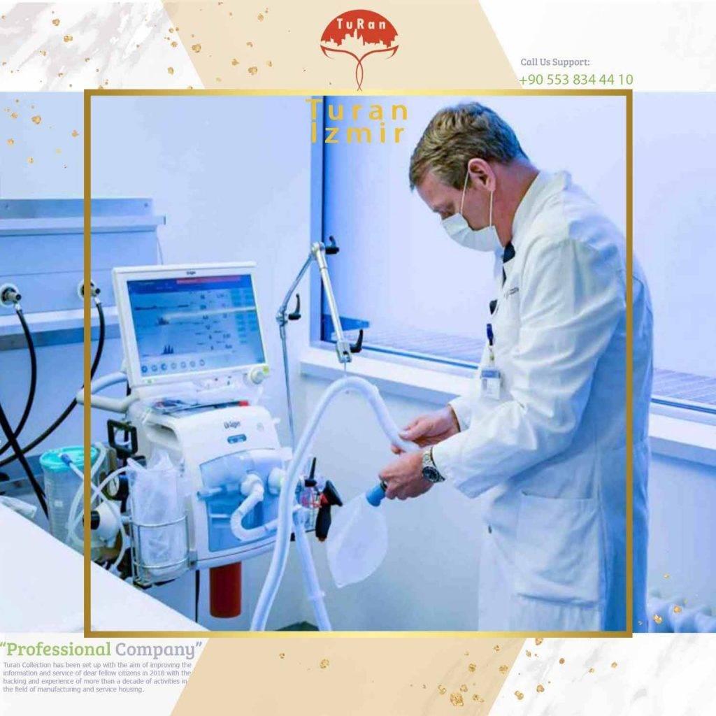 آزاد شدن صادرات تجهیزات پزشکی در ترکیه