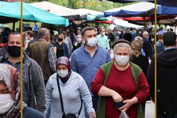 از قرنطینه ۴ روزه تا پاساژگردیهای خطرناک در ترکیه