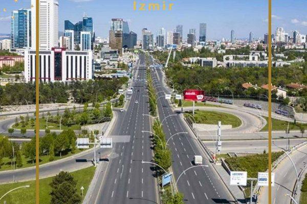 آغاز مقررات محدودیت آمدوشد 4 روزه در ترکیه