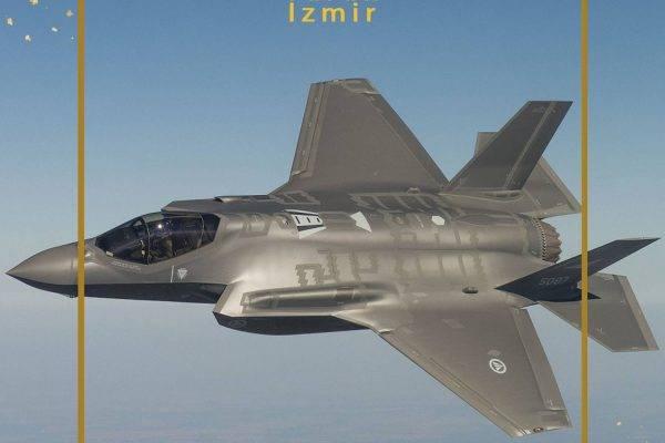حذف ترکیه روند تولید اف ۳۵ را مختل کرده است