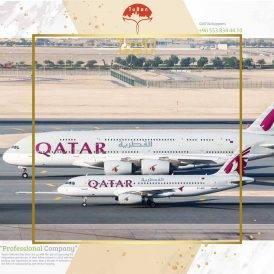 آغاز پروازهای خطوط هوایی قطر به استانبول