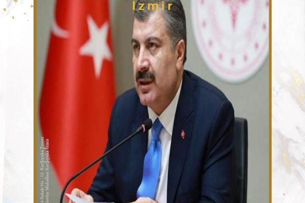 آخرین آمار مبتلایان به کرونا ویروس در کشور ترکیه