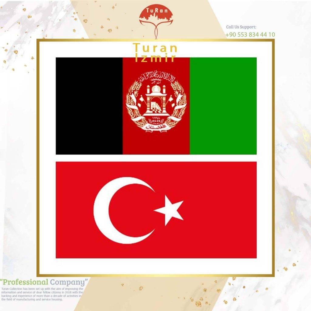 دیدار محمد حنیف اتمر و سفیر ترکیه در کابل