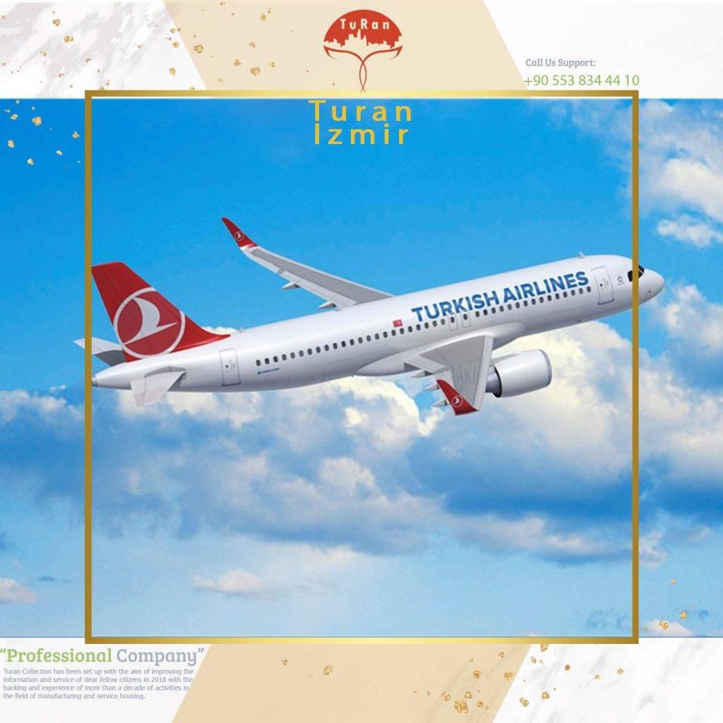 متوقف شدن پرواز های ترکیه به ایران و افغانستان