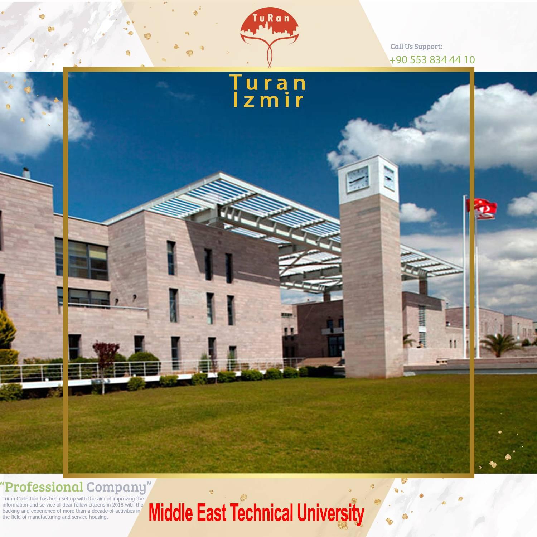 دانشگاه فنی مهندسی خاورمیانه | Middle East Technical University