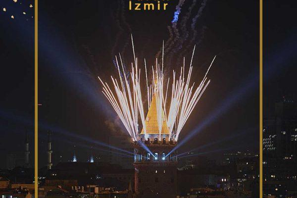 بازگشایی برج گالاتای استانبول پس از مرمت