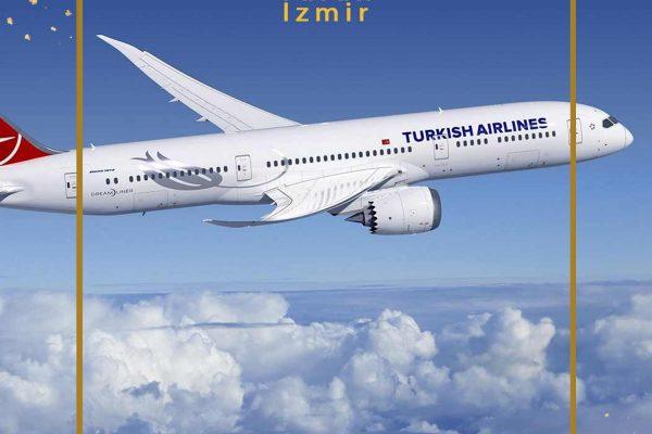 ترکیش ایرلاینز در جایگاه دوم اروپا قرار گرفت