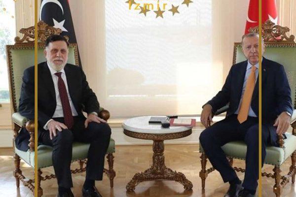 تقویت روابط ترکیه با دولت مشروع لیبی