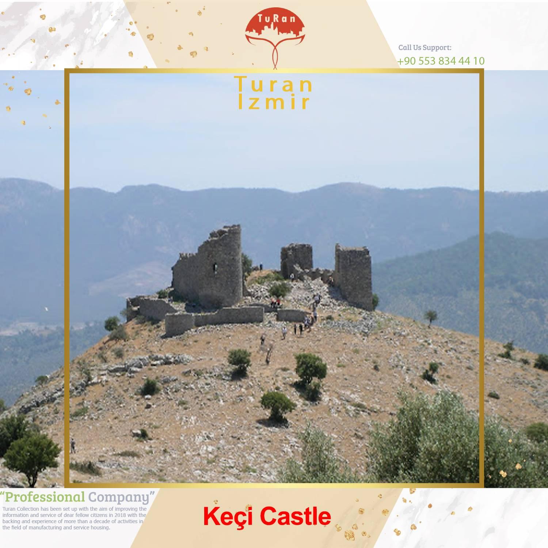 قلعه های ازمیر