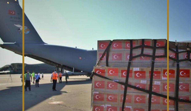 کمک پزشکی ترکیه به آذربایجان